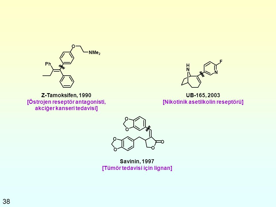 [Östrojen reseptör antagonisti, akciğer kanseri tedavisi] UB-165, 2003